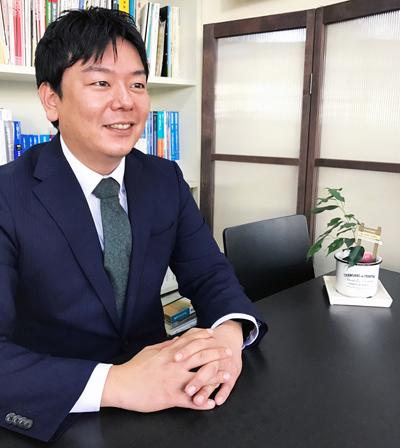 代表取締役 鈴木 雄輔